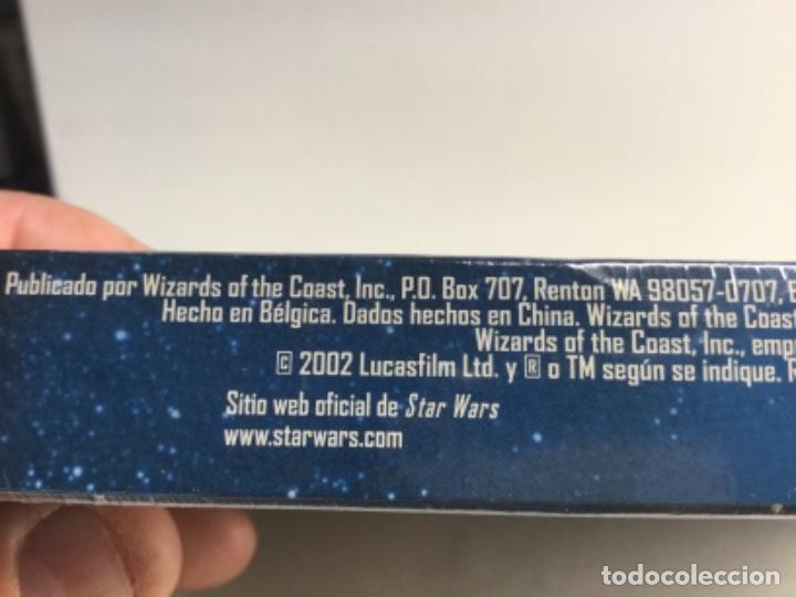 Barajas de cartas: STAR WARS TRADINNG CARD GAME - EL ATAQUE DE LOS CLONES - Foto 6 - 222728291