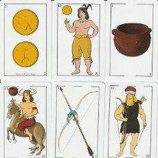 Baralhos de cartas: BARAJA ESPAÑOLA ARQUEOLOGICA. Lote 193392596