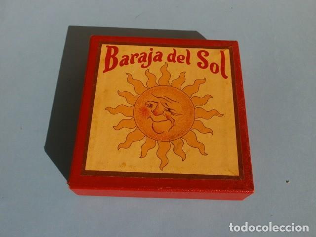 Barajas de cartas: BARAJA DEL SOL - JUEGO DESTREZA (muy RARO) SUN CARDS AN OLD FAR WEST PLAY - años 50 ed. Billy Ross - Foto 6 - 193427940
