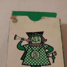Barajas de cartas: BARAJA FOURNIER DE PÓKER PUBLICIDAD FINLEY. Lote 193658863
