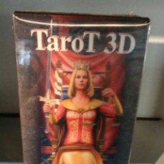 Barajas de cartas: TAROT 3D.ARTWORK BY DAVIDE CORSI. LO SCARABEO. Lote 193672878