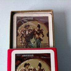 Barajas de cartas: ANTIGUA BARAJA DE CARTAS PUBLICIDAD DE IBERIA.. Lote 193684237
