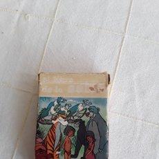 Barajas de cartas: BARAJA INFANTIL EL LIBRO DE LA SELVA 1966 HERACLIO FOURNIER. Lote 193889233
