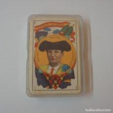 Barajas de cartas: BARAJA TAURINA SIMEO DURÁ COMPLETA .. Lote 193942090