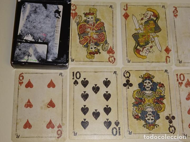 Barajas de cartas: BARAJA DE CARTAS DE PÓKER. RED DEAD REDEMPTION. JUEGO PC ROCKSTAR GAMES. CURIOSOS NAIPES. 100 GR - Foto 3 - 193943987