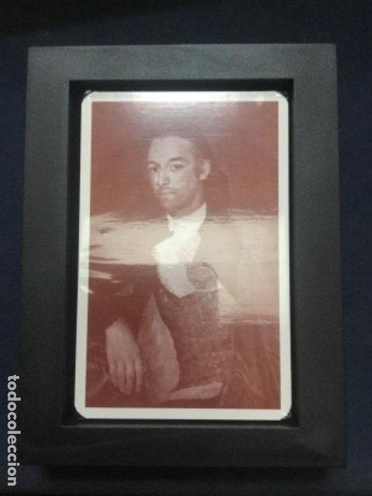 Barajas de cartas: BARAJA EDICION EXCLUSIVA - GALERIA DE TOREROS DE ANTAÑO - NUEVA - PRECINTADA - Foto 4 - 193993226