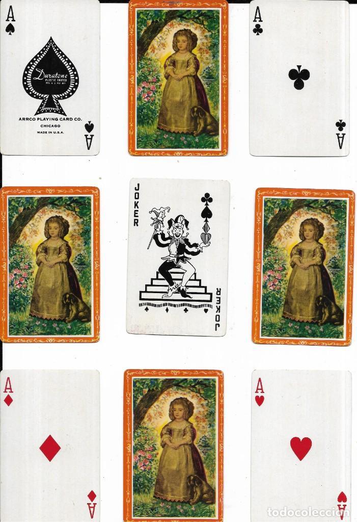 == NA05 - BARAJA DE CARTAS -POKER - DURATONE (Juguetes y Juegos - Cartas y Naipes - Barajas de Póker)
