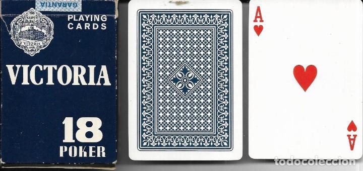 == NA06 - BARAJA DE CARTAS -POKER - HERACLIO FOURNIER (Juguetes y Juegos - Cartas y Naipes - Barajas de Póker)