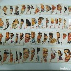 Barajas de cartas: BARAJA DE POKER DE LA REVISTA EL JUEVES 1980. Lote 193949372