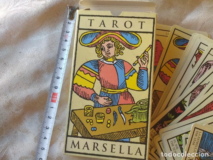Barajas de cartas: tarot marsella 22 arcanos mayores tamaño grande Orbis-Fabbri RBA - Foto 2 - 194126650