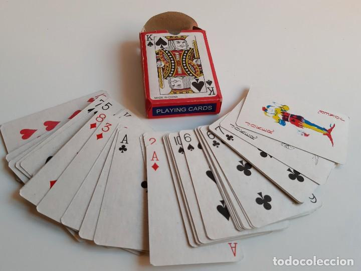 BARAJA POKER VINTAGE (Juguetes y Juegos - Cartas y Naipes - Barajas de Póker)