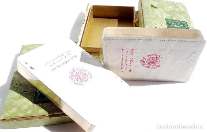 Barajas de cartas: BARAJAS DE CARTAS. FANTASIA.ESCENA DE CAZA, SIN ESTRENAR. - Foto 5 - 194154490
