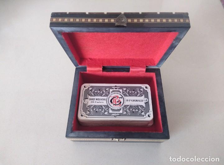 BARAJA POKER Y TAROT DE 78 CARTAS (Juguetes y Juegos - Cartas y Naipes - Barajas de Póker)