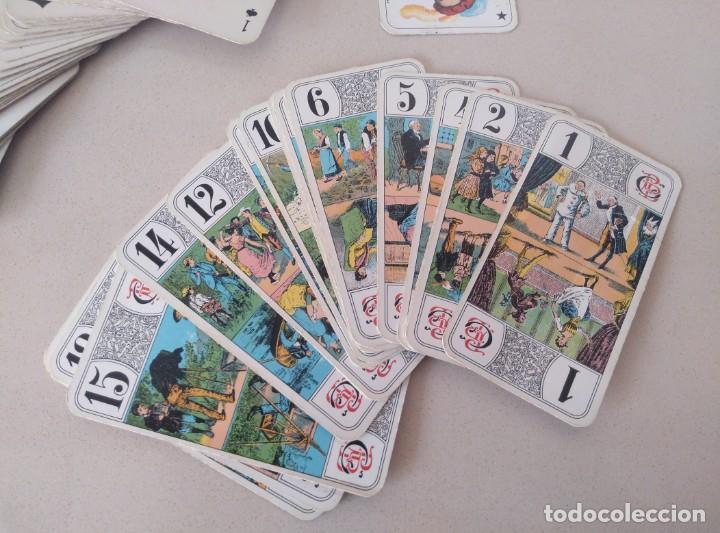 Barajas de cartas: Baraja poker y tarot de 78 cartas - Foto 2 - 194189161