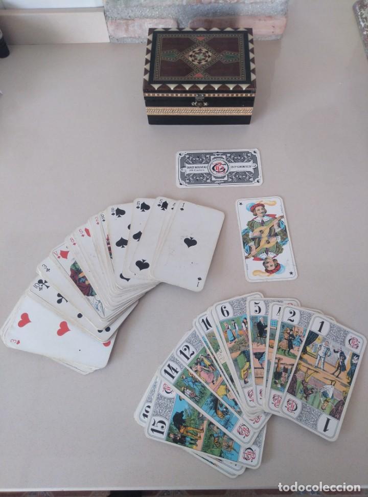 Barajas de cartas: Baraja poker y tarot de 78 cartas - Foto 4 - 194189161