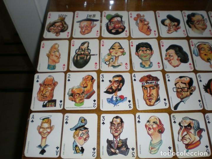 Barajas de cartas: Baraja póker El Jueves año 1988 - Foto 2 - 194204076