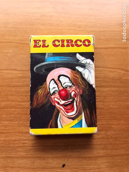 BARAJA DE CARTAS FOURNIER - EL CIRCO (Juguetes y Juegos - Cartas y Naipes - Baraja Española)