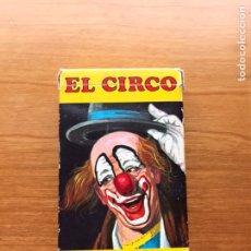 Barajas de cartas: BARAJA DE CARTAS FOURNIER - EL CIRCO. Lote 194204326