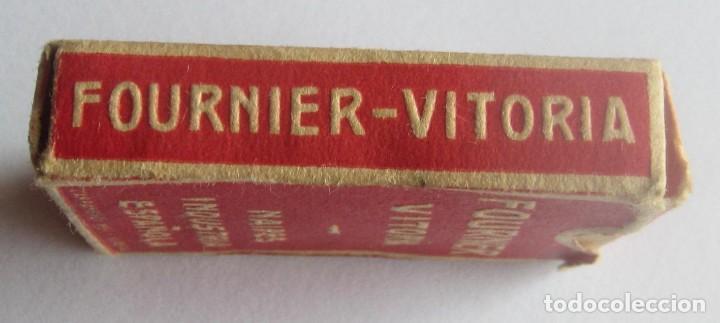 Barajas de cartas: FOURNIER – VICTORIA BARAJA LILIPUT NUEVA AÑOS 40-50 BONITA ESPAÑOLA, COMO NUEVA - Foto 2 - 194214641