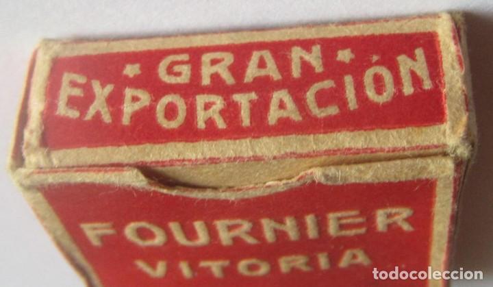 Barajas de cartas: FOURNIER – VICTORIA BARAJA LILIPUT NUEVA AÑOS 40-50 BONITA ESPAÑOLA, COMO NUEVA - Foto 3 - 194214641