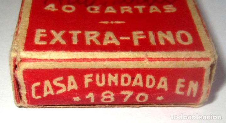 Barajas de cartas: FOURNIER – VICTORIA BARAJA LILIPUT NUEVA AÑOS 40-50 BONITA ESPAÑOLA, COMO NUEVA - Foto 5 - 194214641