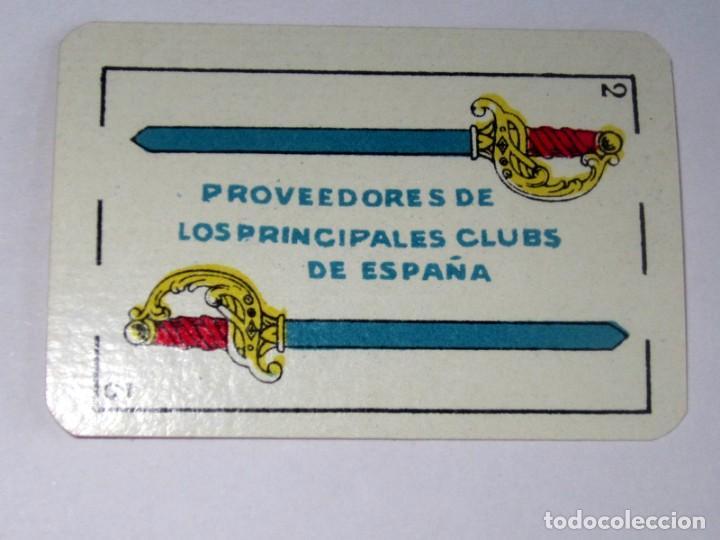 Barajas de cartas: FOURNIER – VICTORIA BARAJA LILIPUT NUEVA AÑOS 40-50 BONITA ESPAÑOLA, COMO NUEVA - Foto 9 - 194214641