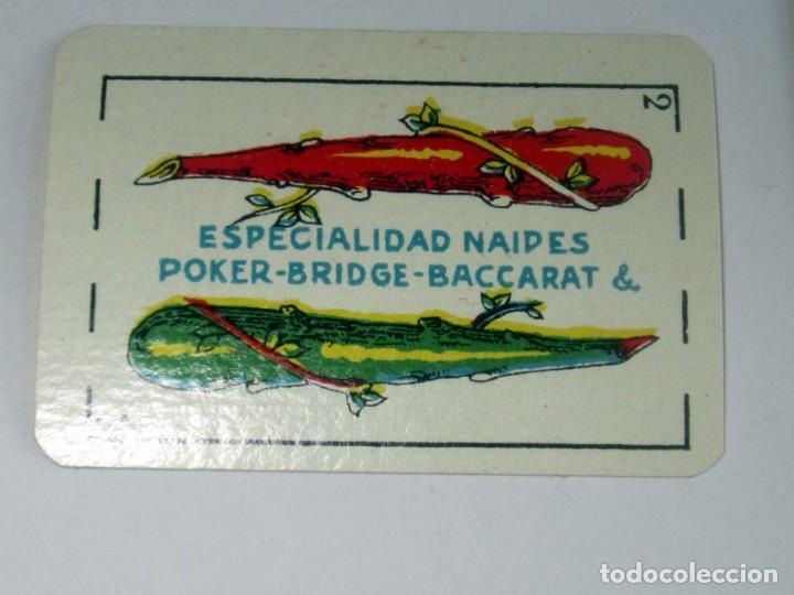 Barajas de cartas: FOURNIER – VICTORIA BARAJA LILIPUT NUEVA AÑOS 40-50 BONITA ESPAÑOLA, COMO NUEVA - Foto 10 - 194214641