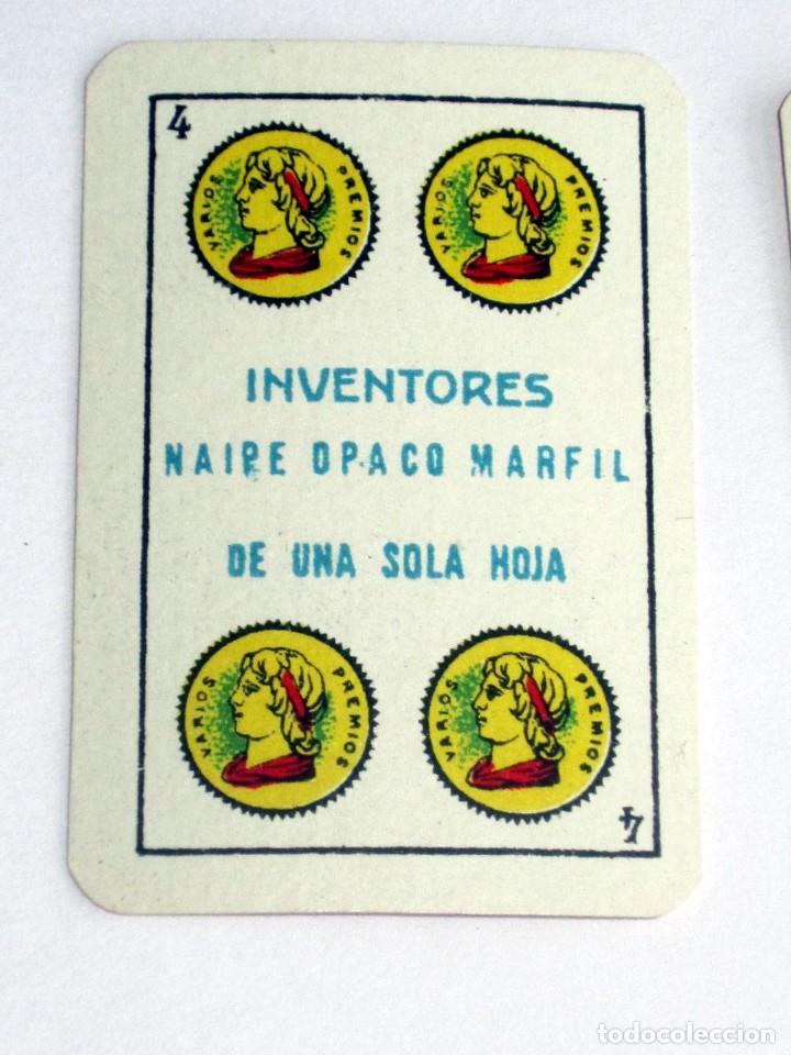 Barajas de cartas: FOURNIER – VICTORIA BARAJA LILIPUT NUEVA AÑOS 40-50 BONITA ESPAÑOLA, COMO NUEVA - Foto 13 - 194214641