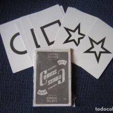Barajas de cartas: CARTAS ZENER (NAIPES COMAS) (17 X 12 CM). Lote 194252511