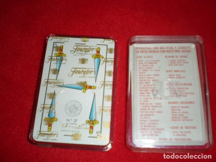 Barajas de cartas: Baraja española Heraclio Fournier número 27 - Foto 2 - 194293991