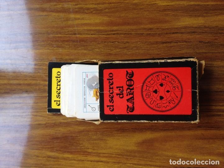 BARAJA TAROT 78 CARTAS EL SECRETO (Juguetes y Juegos - Cartas y Naipes - Barajas Tarot)