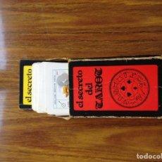 Barajas de cartas: BARAJA TAROT 78 CARTAS EL SECRETO. Lote 194299060