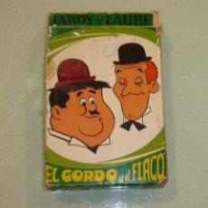 Barajas de cartas: BARAJA - EL GORDO Y EL FLACO -. Lote 194341811
