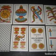 Barajas de cartas: BARAJA FOURNIER. PANGUINGUE Nº7. Lote 194493436