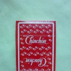 Barajas de cartas: BARAJA NAIPES FOURNIER ANÍS CHINCHÓN - PRECINTADA. Lote 194498326