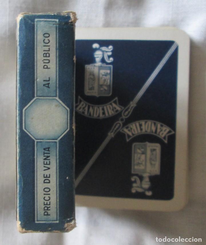 Barajas de cartas: Juego de barajas de póker completa, marca Hijos de Eraclio Fournier, publicidad de BANDEIRA Ave Marí - Foto 9 - 194501451