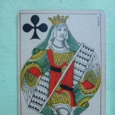Barajas de cartas: ANTIGUA BARAJA NAIPES SIGLO XIX B P GRIMAUD - 32 CARTAS - COMPLETA. Lote 194507250