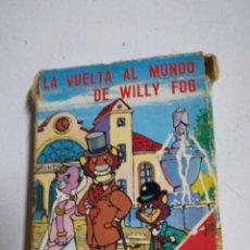 Barajas de cartas: BARAJA LA VUELTA AL MUNDO. Lote 194526066