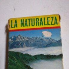 Barajas de cartas: BARAJA DE LA NATURALEZA. Lote 194526186