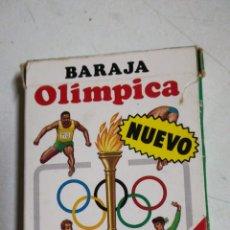 Barajas de cartas: BARAJA OLIMPICA. Lote 194526320