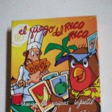 Barajas de cartas: BARAJA CARLOS ARGUIÑANO. Lote 194526433