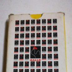 Barajas de cartas: GALLONAIPES. Lote 194526613