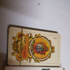 Barajas de cartas: NAIPES VIZCAINOS. Lote 194529995