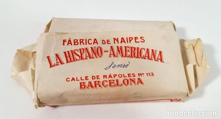 Barajas de cartas: BARAJA DE 48 NAIPES. LA HISPANO AMERICANA. JOAN ROURA. BARCELONA. CIRCA 1930. - Foto 8 - 161119094
