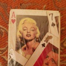 Barajas de cartas: BARAJA MOVIESTARS. PLAYING CARDS. NUEVA. PRECINTADA.. Lote 194537711