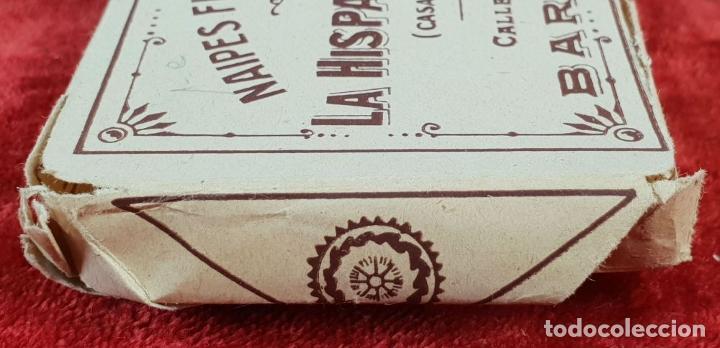 Barajas de cartas: BARAJA DE 40 NAIPES. LA HISPANO AMERICANA. JOAN ROURA. BARCELONA 1918. - Foto 9 - 149322650
