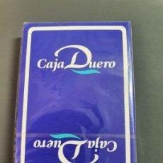 Barajas de cartas: BARAJA DE CARTAS FOURNIER CAJA DUERO. CON EL BLISTER ORIGINAL SIN ABRIR. Lote 194539308