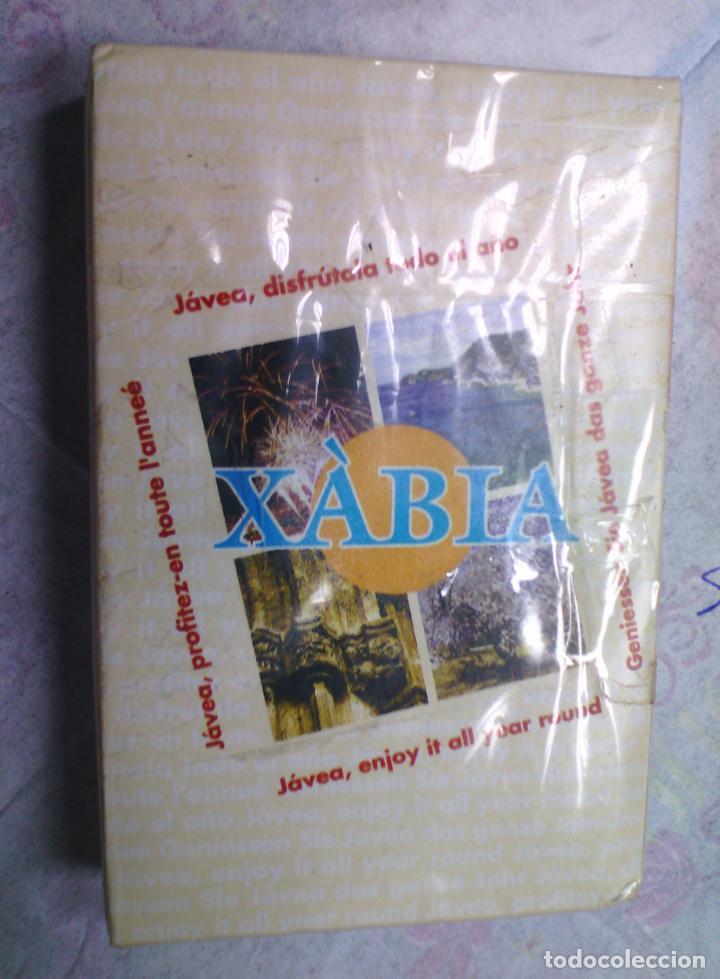 BARAJA CARTAS XÀBIA , JÁVEA, ALACANT (Juguetes y Juegos - Cartas y Naipes - Baraja Española)