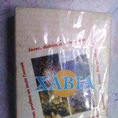 Barajas de cartas: BARAJA CARTAS XÀBIA , JÁVEA, ALACANT. Lote 194539407
