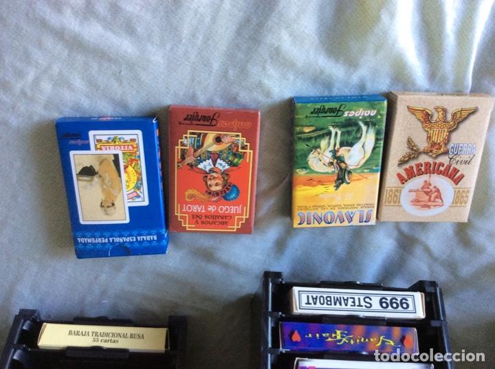 Barajas de cartas: El mundo de los Naipes Altaya....Fournier - Foto 5 - 194549727